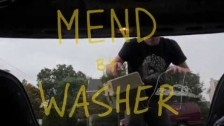Washer 'Mend' music video