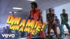 Jermaine Jackson 'Dynamite' music video