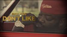 Rick Ross 'Don't Like (Remix)' music video