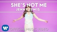 Jenny Lewis 'She's Not Me' music video