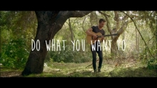 Taylor Mathews 'Do What You Want To' music video