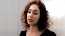 Regina Spektor 'Laughing With' music video