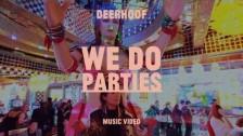 Deerhoof 'We Do Parties' music video