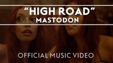 Mastodon 'High Road' music video