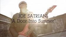 Joe Satriani 'A Door Into Summer' music video