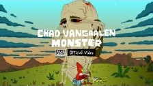 Chad VanGaalen 'Monster' music video