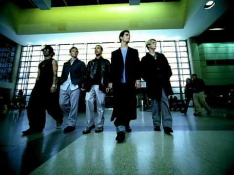 Backstreet boy music video