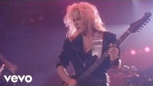 Lita Ford 'Broken Dreams' music video
