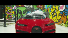 El Alfa 'Caso Bugatti' music video