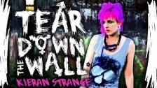 Kieran Strange 'Tear Down the Wall' music video