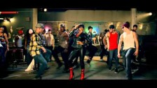 Alexandra Burke 'Bad Boys' music video