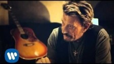 Johnny Hallyday 'Jamais Seul' music video
