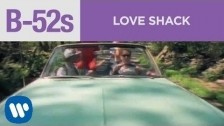 The B-52's 'Love Shack' music video