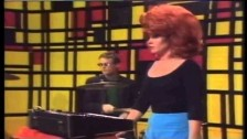 The B-52's 'Private Idaho' music video