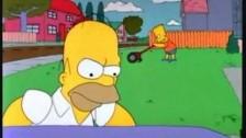 Bart Simpson 'Deep, Deep Trouble' music video