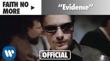 Faith No More 'Evidence' music video
