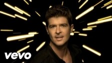 Robin Thicke 'Magic' music video
