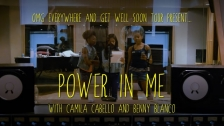 OMG! Everywhere 'Power In Me' music video