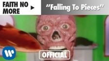 Faith No More 'Falling To Pieces' music video