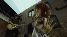 Paramore 'Emergency' music video