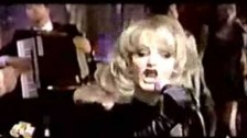 Bonnie Tyler 'He Is The King' music video