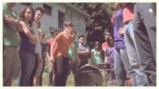 Edoardo Cremonese 'Siamo il remix dei nostri genitori' music video