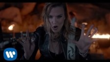 Halestorm 'I Am the Fire' music video