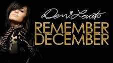 Demi Lovato 'Remember December' music video