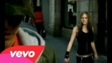 Avril Lavigne 'Don't Tell Me' music video