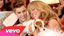 Justin Bieber 'All I Want For Christmas Is You' music video