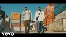 Marracash & Guè Pequeno 'Scooteroni RMX' music video