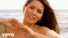 Shania Twain 'Forever And For Always (Red Version)' music video