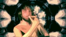 Laser Background 'Pinwheels' music video