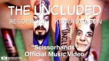 The Uncluded 'Scissorhands' music video