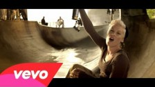 Pink 'Raise Your Glass' music video