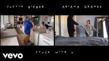 Ariana Grande 'Stuck with U' music video