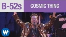 The B-52's 'Cosmic Thing' music video