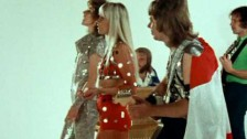 Abba 'Ring, Ring' music video