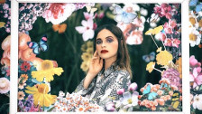 Gabrielle Aplin 'Nothing Really Matters' music video