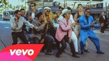 Mark Ronson 'Uptown Funk' music video