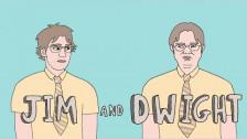 Tom Rosenthal 'Jim and Dwight' music video