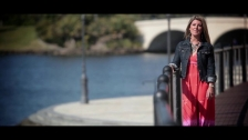 Samantha Mooney 'Just Enjoy The Ride' music video