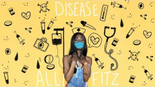 Alli Fitz 'Disease' music video