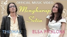 Thomas Arya 'Mengharap Setia' music video