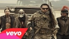 Five Finger Death Punch 'House Of The Rising Sun' music video