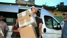 Perturbazione 'Buongiorno buonafortuna' music video
