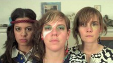 tUnE-yArDs 'Real Live Flesh' music video