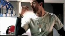 Darius Campbell 'Rushes' music video
