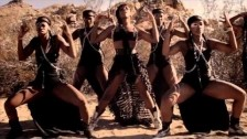 Dawn Richard 'Bombs' music video