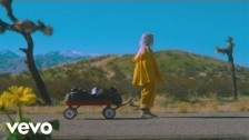 Billie Eilish 'Bellyache' music video